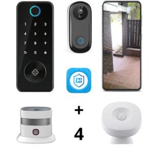 Standard Package + 4 Additional Sensors